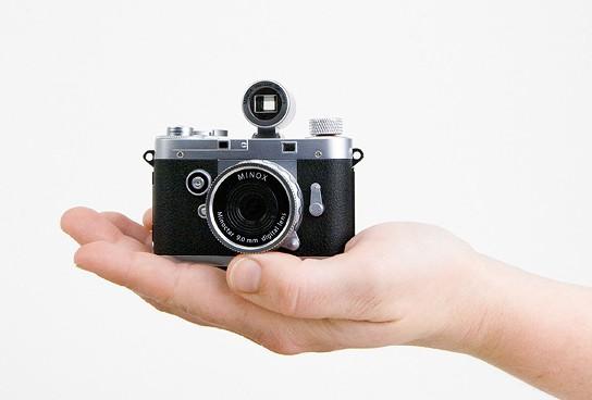 Minox Classic Mini Digital Camera 544x368px