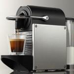 new Nespresso Pixie Espresso Maker