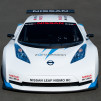 Nissan LEAF NISMO RC - elevated front view 900x600px