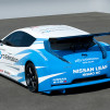 Nissan LEAF NISMO RC - angled rear view 900x600px