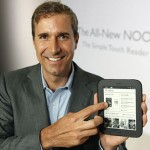Barnes & Noble unveiled new Nook Simple Touch Reader