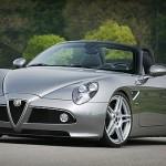 meet the world's fastest street legal Alfa Romeo