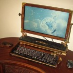 Steampunk computers and peripherals that money can buy