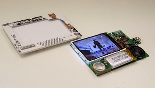 Panini HRX video trading card 544x311px
