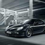 only 500 Porsche Cayman S Black Edition are being made