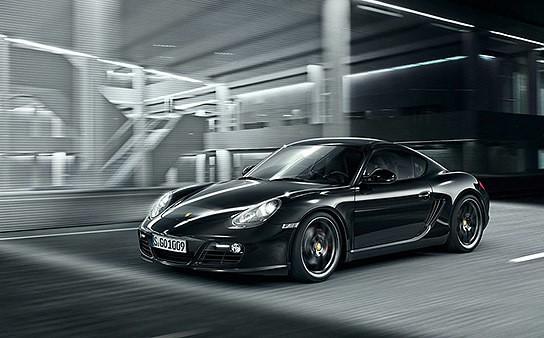 Porsche Cayman S Black Edition 544x338px