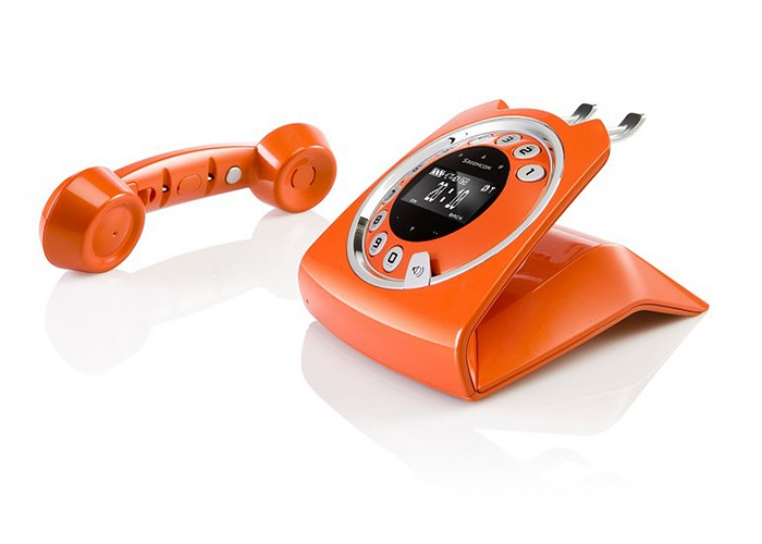 Sagemcom Sixty Retro Cordless Phone Sagemcom Sixty Cordless
