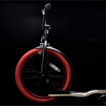 Sbyke is a mash-up of a bike, a scooter and a skateboard