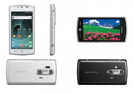 Sharp AQUOS SH-12C Phone 544x378px