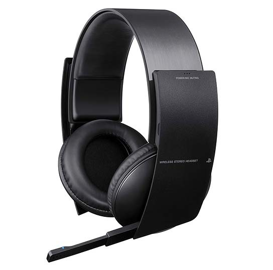 Sony PS3 Wireless Stereo Headset 544x538px