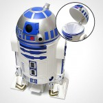 Star Wars R2-D2 Trashcan: collectables or collects trash?