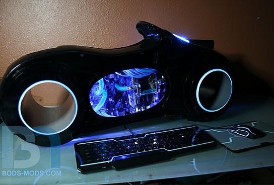 TRON Lightcycle PC 544x368px