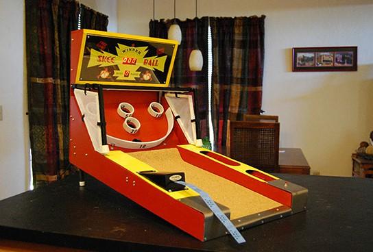 Tiny Skeeball Machine 544x368px