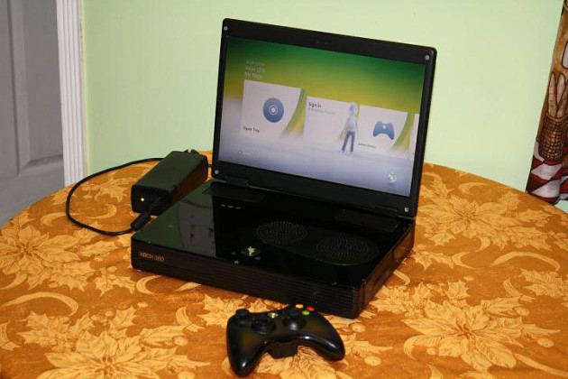 XBox Slim Portable 720x480px