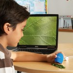 Zoomy Handheld Digital Microscope – even kids can use it