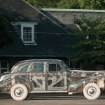 "1939 Pontiac Plexiglas Deluxe Six ""Ghost Car"" up for auction"