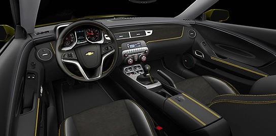 2012 Chevrolet Transformers Special Edition Camaro 544x268px