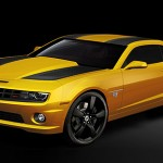 2012 Chevrolet Transformers Special Edition Camaro