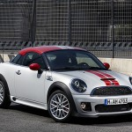 official 2012 Mini Cooper Coupe – more photos and video