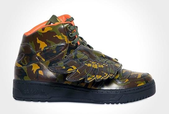 hot sale online 6ffa7 c82be Adidas Originals by Originals Jeremy Scott JS Wings