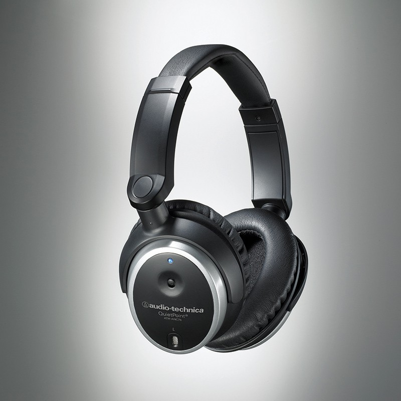 Audio-Technica QuietPoint ATH-ANC7b 800x800px