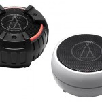 Audio-Technica introduced a pair of new compact speakers