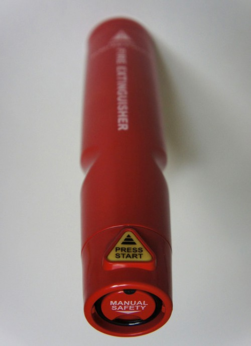 DKL PFE-1 Portable Fire Extinguisher 500x688px