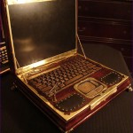 Datamancer's steampunk laptops up for pre-order for $5.5k