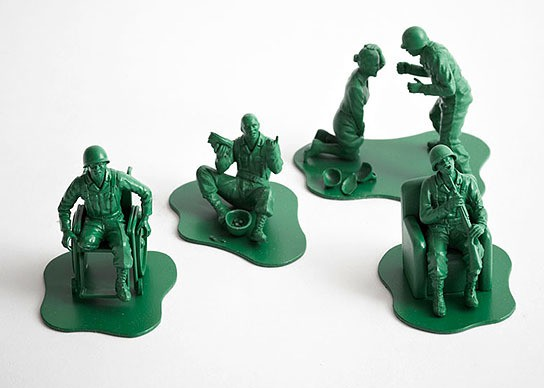 Dorothy Casualties of War Toy Soldiers 544x388px