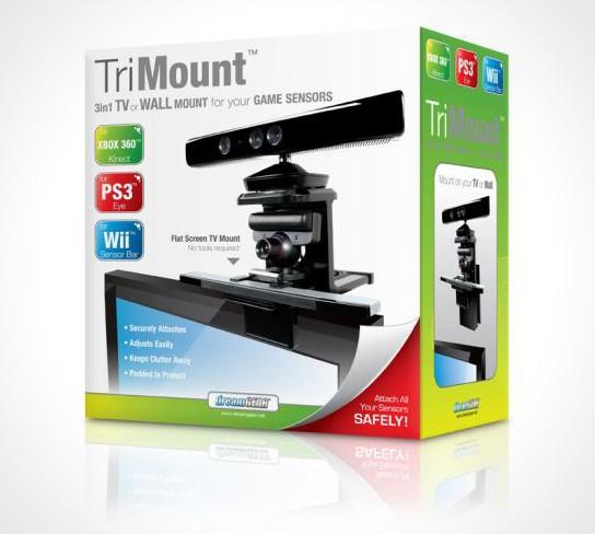 DreamGear TriMount 544x488px