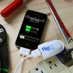 FlipIt! USB Stealth Charger, well, it leeches to charge