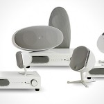Focal Bird speakers, compact and design Hifi system
