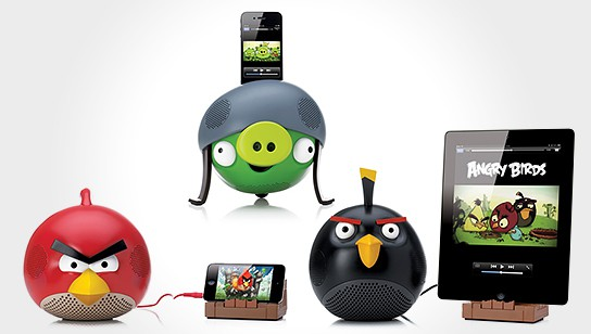 Gear4 Angry Bird Speakers 544x308px