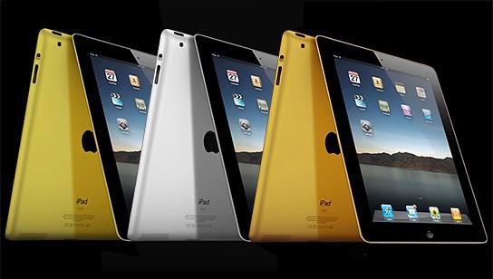 Goldgenie iPad 2 544x308px