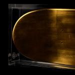 Greg Hervieux x Atelier PALOMARES GOLD Skateboard Deck