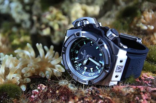 Hublot Oceanographic 4000 544x360px