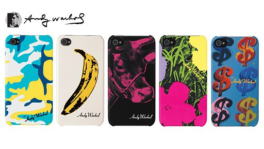 Incase Warhol iPhone Case Collection 544x308px