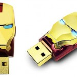 cool stuff: Iron Man 2 USB Flash Drives from Japan