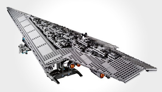 LEGO Super Star Destroyer Executor 544x311px