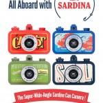 La Sardina: Lomography just got canned, well, sort of