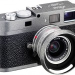 Leica announced limited edition M9-P Hammertone