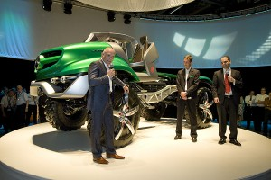 Mercedes-Benz Unimog Concept 900x600px