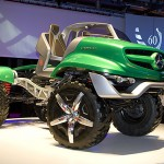 Mercedes-Benz marks 60 years of Unimog with bold concept [updated with more photos!]