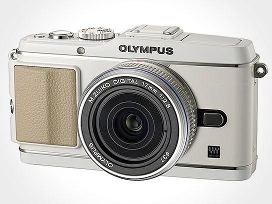 Olympus PEN E-P3 544x408px
