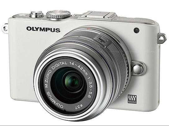 Olympus PEN Lite E-PL3 544x408px