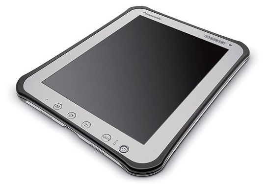 Panasonic Toughbook Android Tablet 544x378px