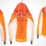 cool stuff: Parachute Hoodie by Remade in Switzerland