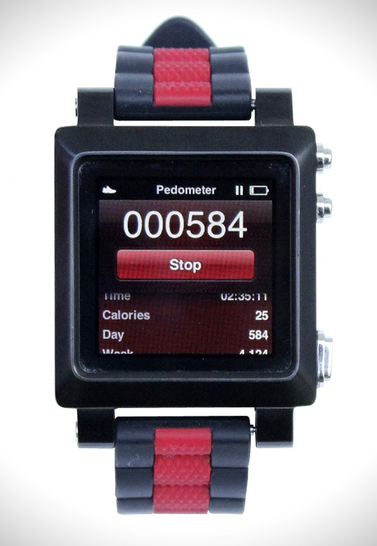 Paradox iPod Nano Watch Kit 544x768px