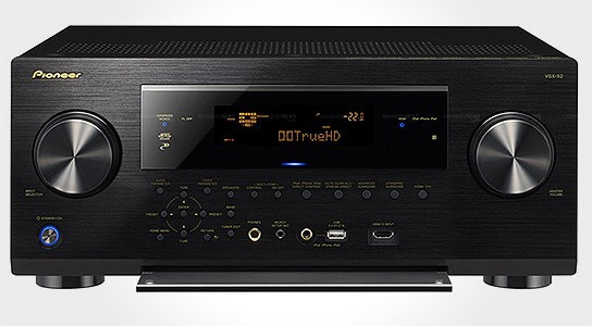 Pioneer VSX-52 544x300px