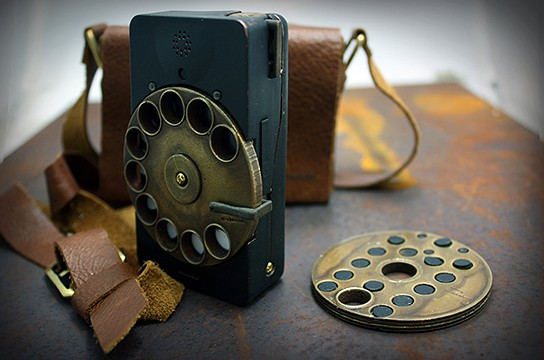 Rotary Mechanical Smartphone 544x360px